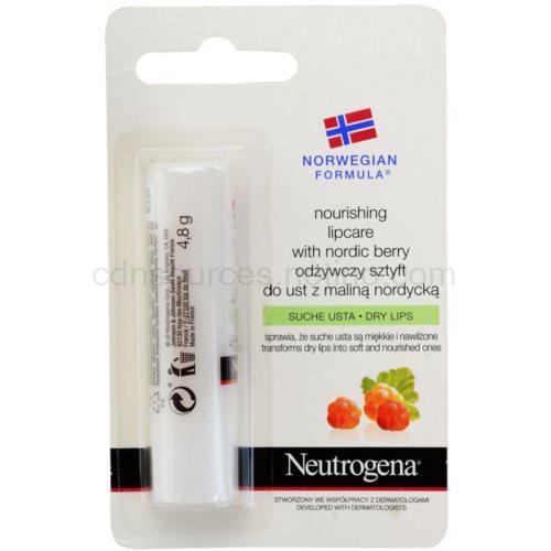 Neutrogena NordicBerry balzám na rty 4,8 g
