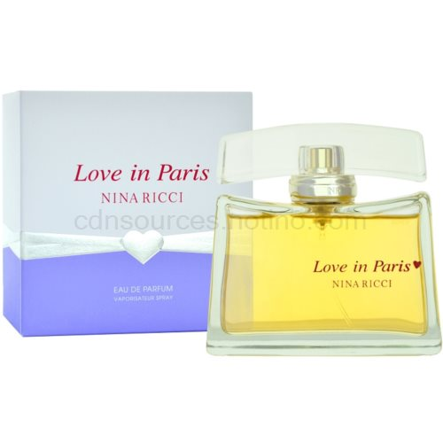 Nina Ricci Love in Paris 50 ml parfémovaná voda