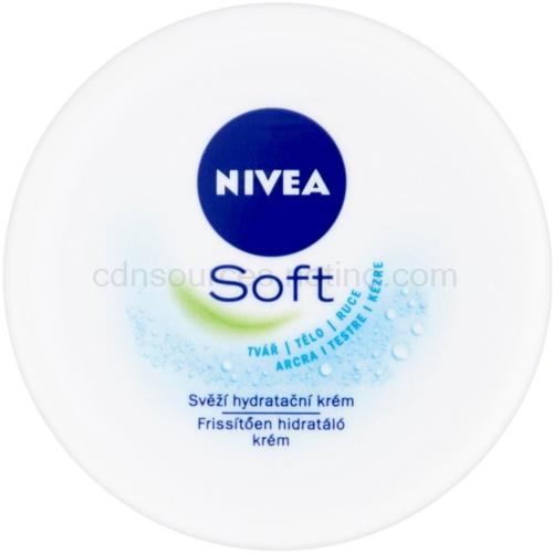 Nivea Soft svěží hydratační krém 300 ml