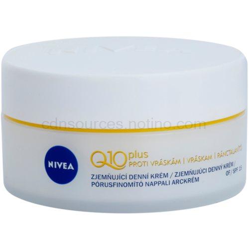 Nivea Visage Q10 Plus denní krém pro smíšenou pleť SPF 15 (Anti-Wrinkle Pore Refining Day Cream) 50 ml