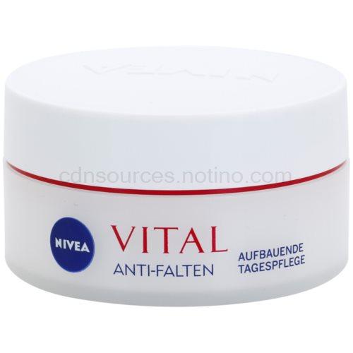 Nivea Visage Vital aktivující denní krém pro zralou pleť (Activating Day Cream) 50 ml