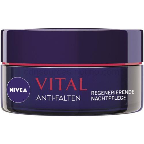 Nivea Visage Vital regenerační noční krém pro zralou pleť 50 ml