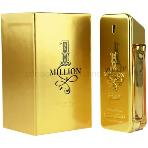 Paco Rabanne 1 Million Absolutely Gold 100 ml parfém