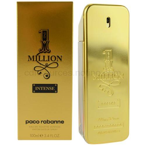 Paco Rabanne 1 Million Intense 100 ml toaletní voda