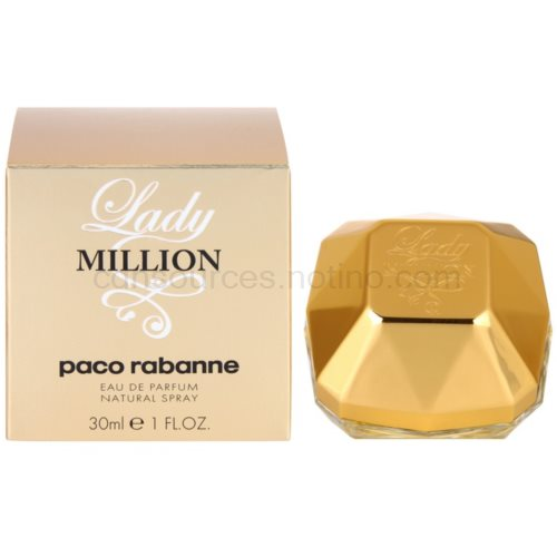 Paco Rabanne Lady Million 30 ml parfémovaná voda