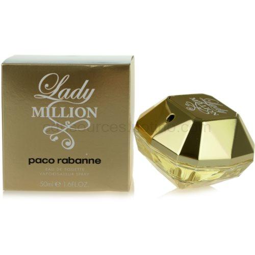Paco Rabanne Lady Million 50 ml toaletní voda