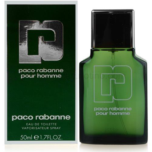 Paco Rabanne Pour Homme 50 ml toaletní voda