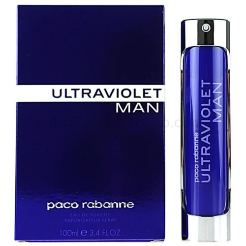 Paco Rabanne Ultraviolet Man 100 ml toaletní voda
