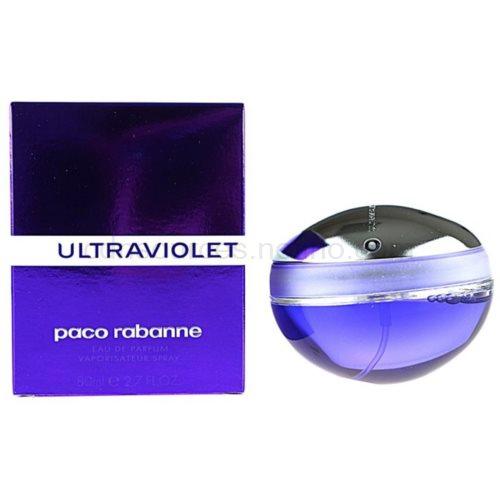 Paco Rabanne Ultraviolet 80 ml parfémovaná voda