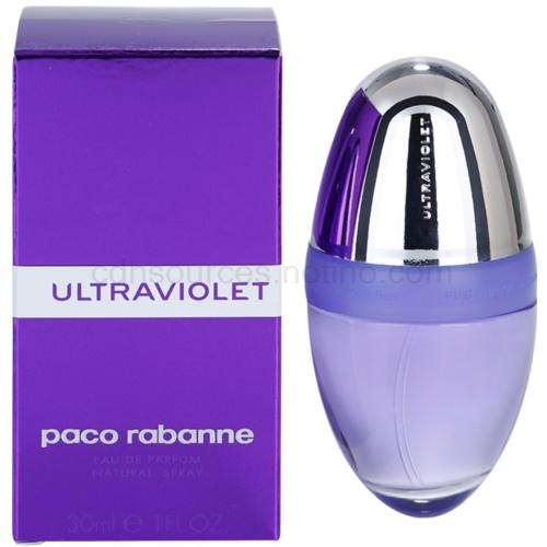 Paco Rabanne Ultraviolet 30 ml parfémovaná voda
