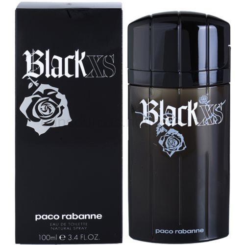 Paco Rabanne XS Black 100 ml toaletní voda
