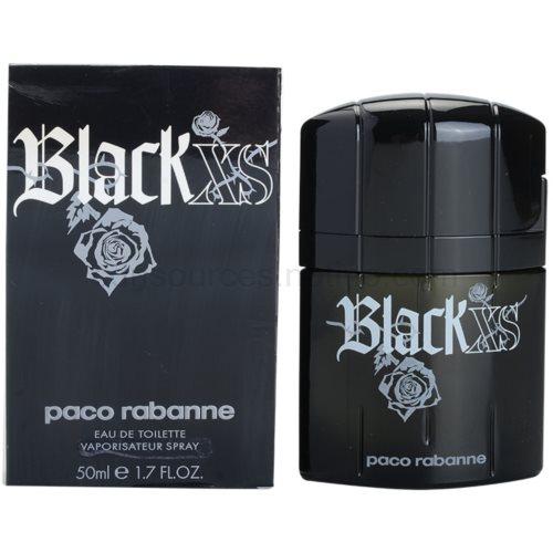Paco Rabanne XS Black 50 ml toaletní voda
