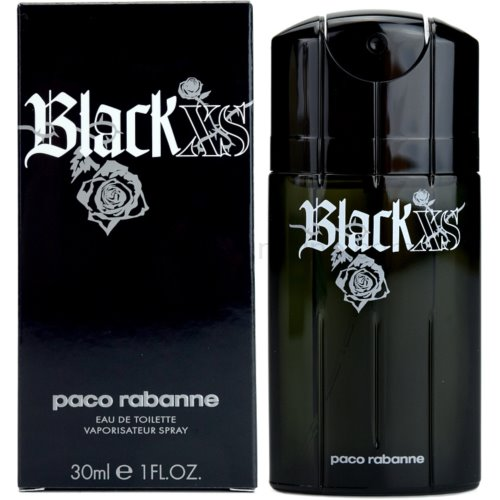 Paco Rabanne XS Black 30 ml toaletní voda