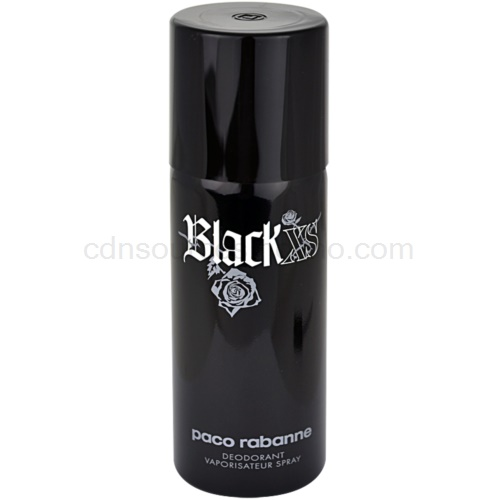 Paco Rabanne XS Black 150 ml deospray