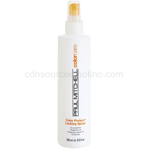 Paul Mitchell Colorcare ochranný sprej pro barvené vlasy (Color Protect Locking Spray, UV Protection) 250 ml