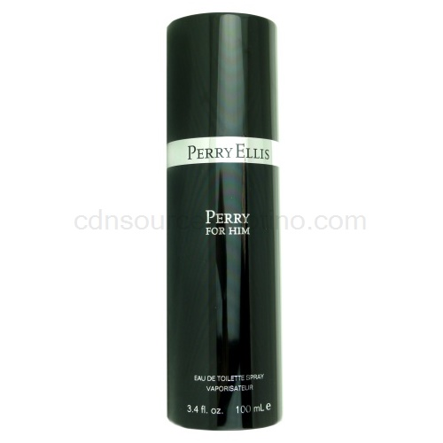 Perry Ellis Perry Black for Him 100 ml toaletní voda