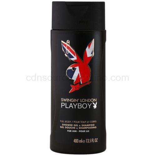 Playboy London 400 ml sprchový gel
