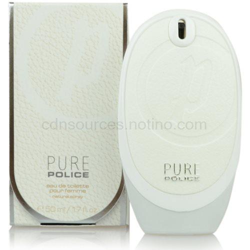 Police Pure DNA pour Femme 50 ml toaletní voda