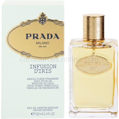 Prada Milano Infusion D'Iris Absolue 100 ml parfémovaná voda