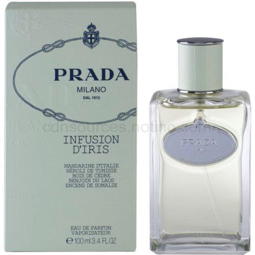 Prada Infusion d'Iris 100 ml parfémovaná voda