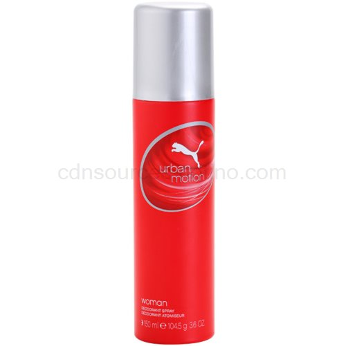 Puma Urban Motion Woman 150 ml deospray