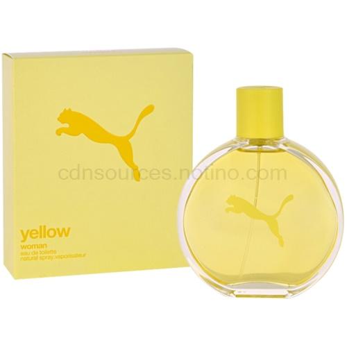Puma Yellow Woman 90 ml toaletní voda