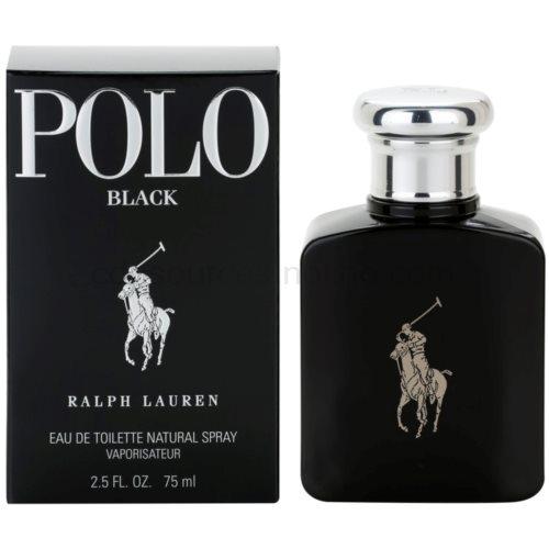 Ralph Lauren Polo Black 75 ml toaletní voda
