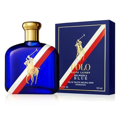 Ralph Lauren Polo Red White & Blue 75 ml toaletní voda