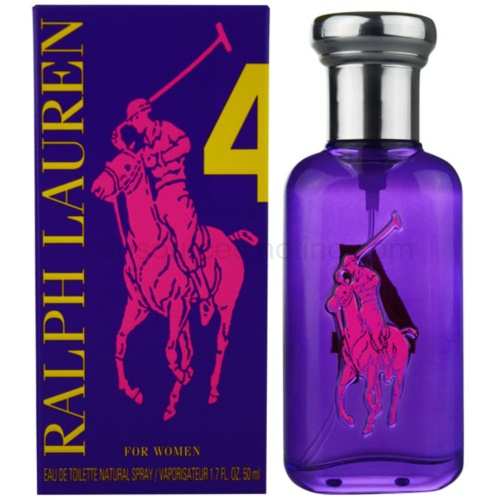 Ralph Lauren The Big Pony Woman 4 Purple 50 ml toaletní voda