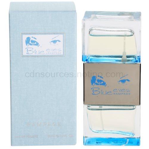 Rampage Blue Eyes 50 ml toaletní voda