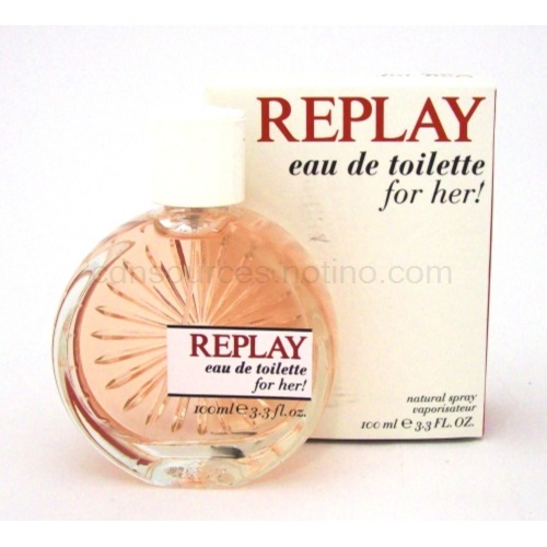 Replay for Her 40 ml toaletní voda