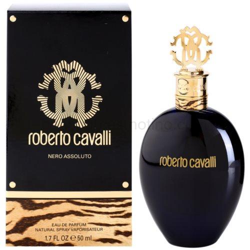 Roberto Cavalli Nero Assoluto 50 ml parfémovaná voda