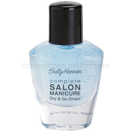 Sally Hansen Complete Salon Manicure kapky urychlující zaschnutí laku Complete Salon Manicure Dry and Go Drops Corrector 11 ml