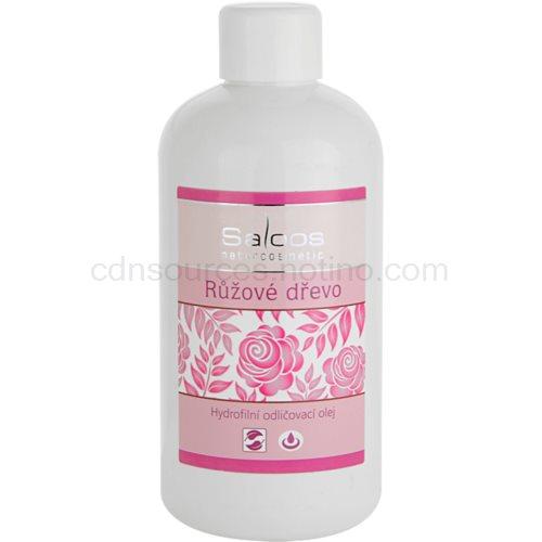 Saloos Make-up Removal Oil odličovací olej velké balení růžové dřevo 250 ml