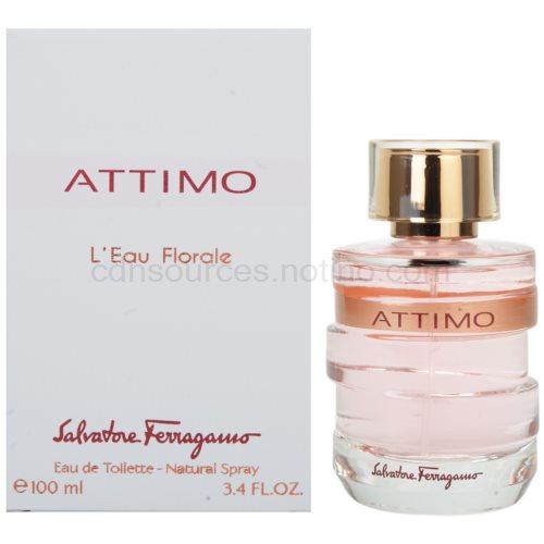 Salvatore Ferragamo Attimo L´Eau Florale 100 ml toaletní voda