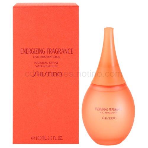 Shiseido Energizing Fragrance 100 ml parfémovaná voda