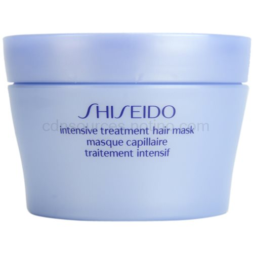 Shiseido Hair vlasová maska pro poškozené vlasy 200 ml