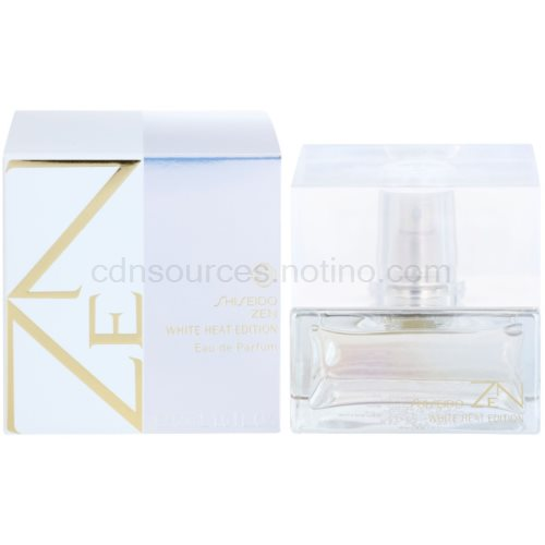 Shiseido Zen White Heat Edition 50 ml parfémovaná voda
