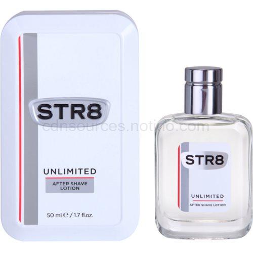 STR8 Unlimited 50 ml voda po holení