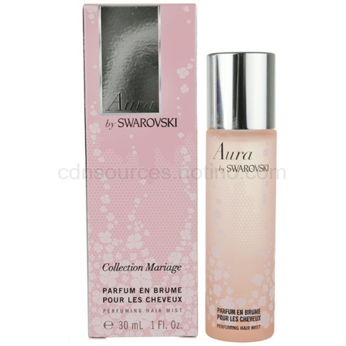 Swarovski Aura Collection Mariage 30 ml vůně do vlasů