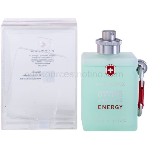 Swiss Army Swiss Unlimited Energy 150 ml kolínská voda