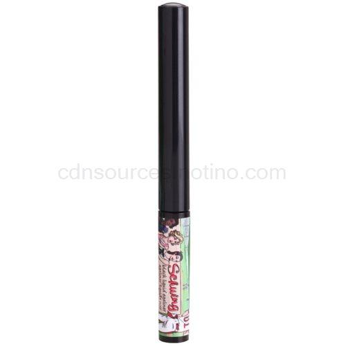 theBalm Schwing tekuté oční linky odstín Black 1,7 ml