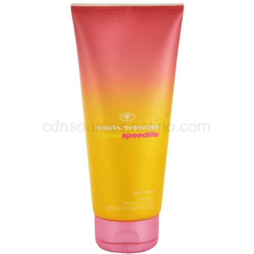Tom Tailor Speedlife Woman 200 ml tělové mléko