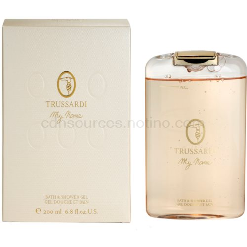 Trussardi My Name 200 ml sprchový gel