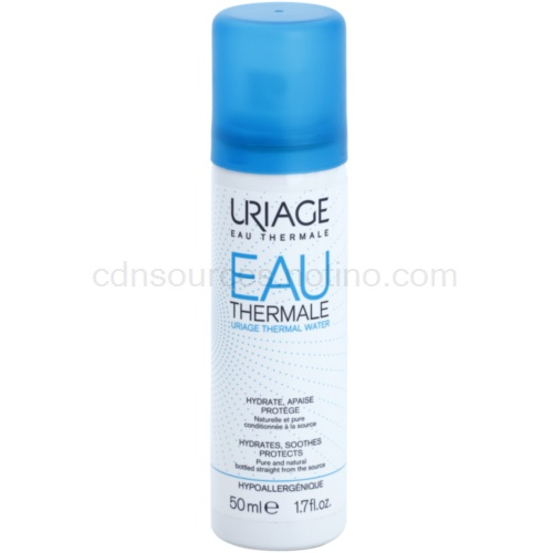Uriage Eau Thermale termální voda (Hydrates, Soothes, Protects) 50 ml
