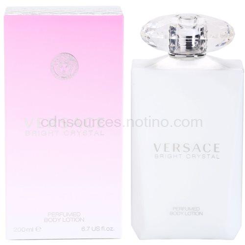 Versace Bright Crystal 200 ml tělové mléko