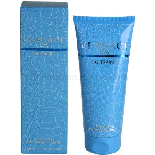 Versace Eau Fraiche Man 200 ml sprchový gel