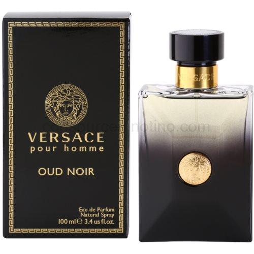 Versace Pour Homme Oud Noir 100 ml parfémovaná voda