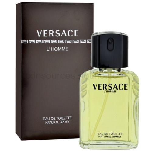 Versace L´Homme 50 ml toaletní voda