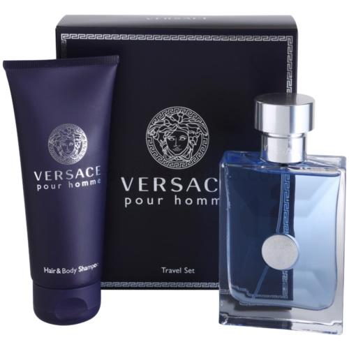 Versace pour Homme 2 Ks dárková sada